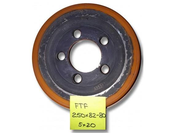 NOVATECH FTF 250x82-80 5x20