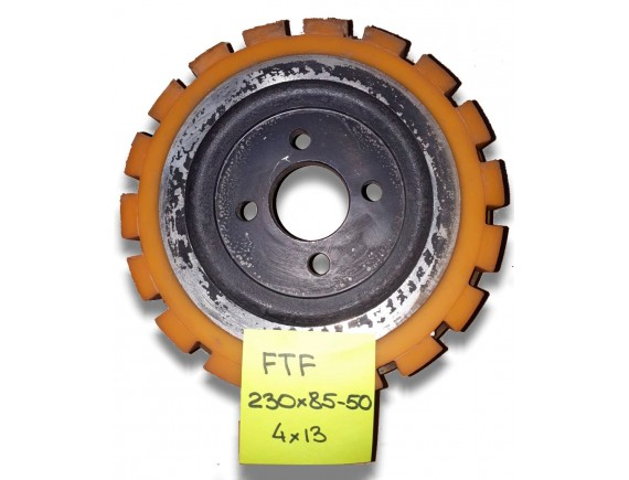 NOVATECH FTF 230x85-50 4x13